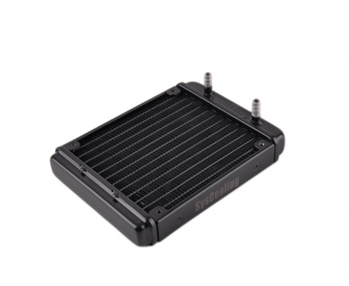 Syscooling 12S-5 water cooling radiator 120mm aluminum material