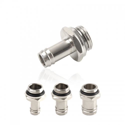 Syscooling G1/4 fittings brass pagoda joint for soft tube PC water cooling system